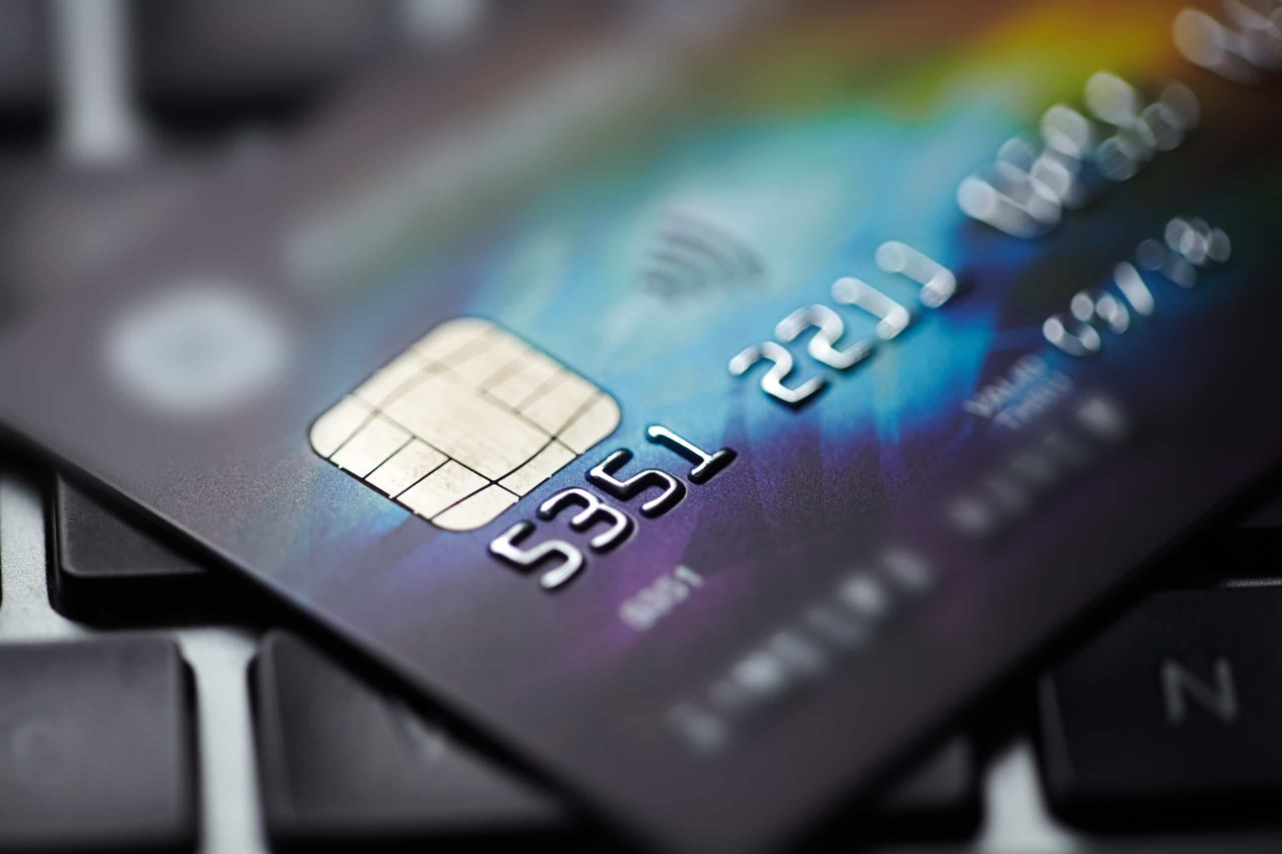 Upfront Software can process EMV Chipcard transactions